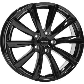 Janta aliaj MONACO GP6 10x20 5x112 et45 Gloss Black