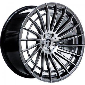 Janta aliaj Tomason TN21 10x20 5x120 et35 Dark hyper black polished