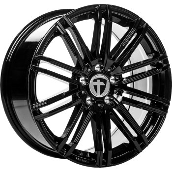 Janta aliaj Tomason TN18 10x20 5x130 et50 black painted