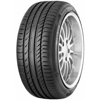 Anvelopa Vara CONTINENTAL SPORT CONTACT 5 SSR * 255/45 R18 99W