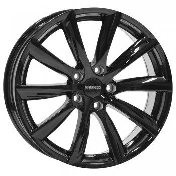 Janta aliaj MONACO GP6 8x18 5x120 et42 Gloss Black