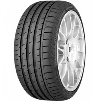 Anvelopa Vara CONTINENTAL SPORT CONTACT 3 SSR * 205/45 R17 84V