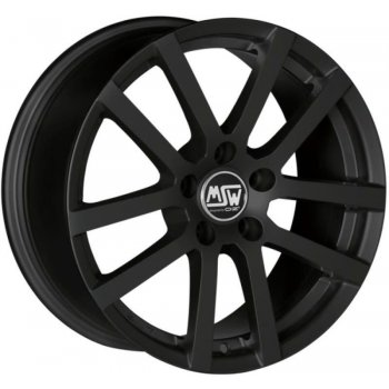 Janta aliaj MSW MSW 22 5.5x14 4x100 et35 MATT BLACK