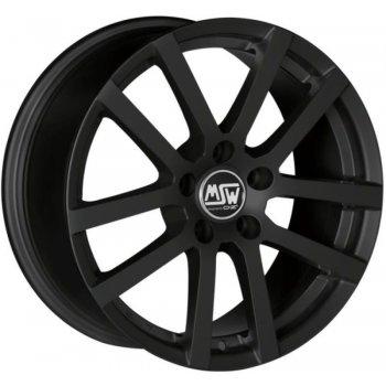 Janta aliaj MSW MSW 22 6x15 4x100 et35 MATT BLACK