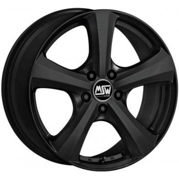 Janta aliaj MSW MSW 19 W 6.5x15 4x100 et43 MATT BLACK