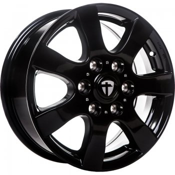 Janta aliaj Tomason TN3F 6.5x16 6x130 et62 black painted