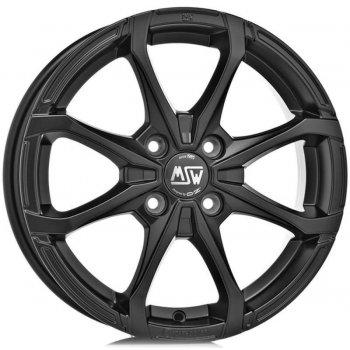 Janta aliaj MSW MSW X4 5.5x15 4x100 et42 MATT BLACK