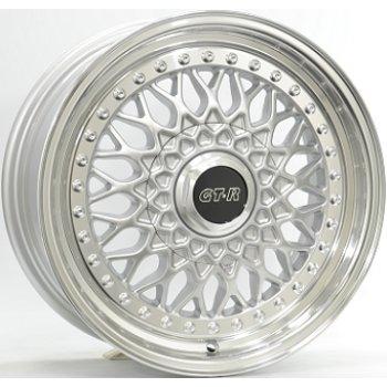 Janta aliaj DIVERSEN RS601 7x16 4x100 et35 Silver / Polished
