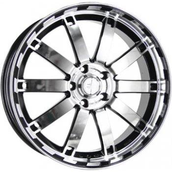 Janta aliaj LEAGUE LG241 8x18 5x108 et43 Gloss Black / Polished