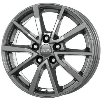 Janta aliaj ANZIO VEC 6x16 5x100 et45 Metal grey