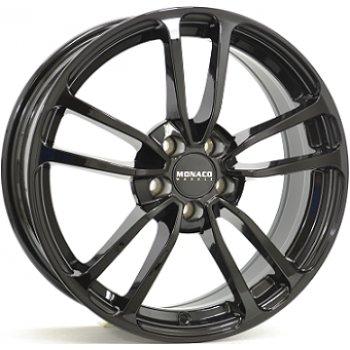 Janta aliaj MONACO CL1 7.5x18 5x114 et40 Gloss Black