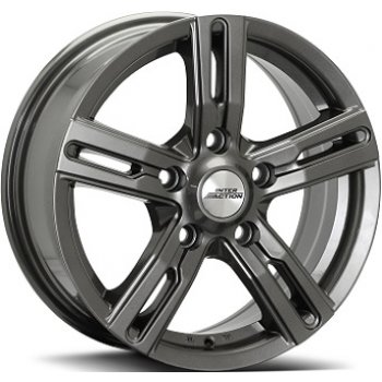 Janta aliaj INTER ACTION KARGIN 6.5x16 5x108 et35 Anthracite