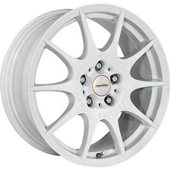 Janta aliaj SPEEDLINE SL2 6.5x15 4x100 et38 White