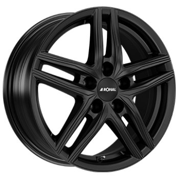 Janta aliaj RONAL R65 7x18 5x114 et50 Dull Black