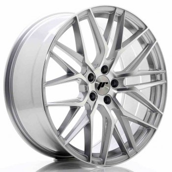 Janta aliaj JAPAN RACING JR28 8.5x20 5x112 et40 Machined Face Silver