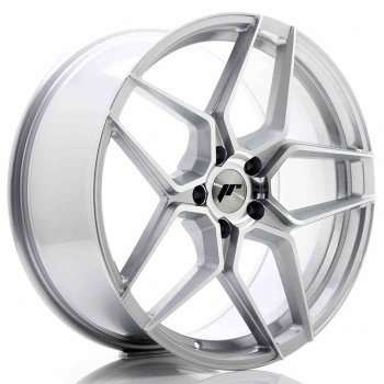 Janta aliaj JAPAN RACING JR34 9x20 5x112 et40 Machined Face Silver