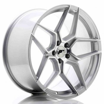 Janta aliaj JAPAN RACING JR34 10x20 5x112 et40 Silver Machined Face