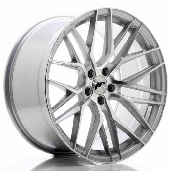 Janta aliaj JAPAN RACING JR28 10x20 5x112 et40 Machined Face Silver