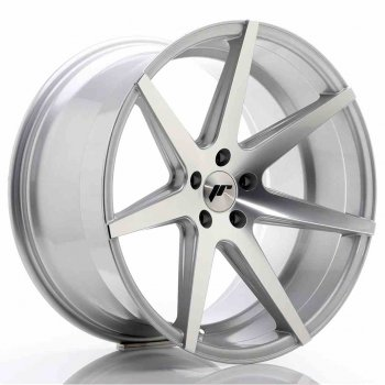 Janta aliaj JAPAN RACING JR20 11x20 5x112 et30 Machined Face Silver