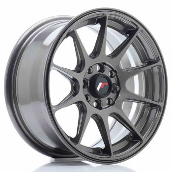 Janta aliaj JAPAN RACING JR11 7x15 4x108 et30 Hyper Gray