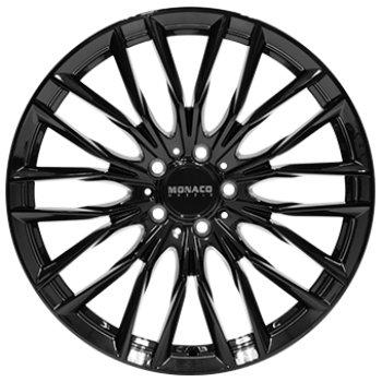 Janta aliaj MONACO GP2 8x18 5x114 et40 Gloss Black