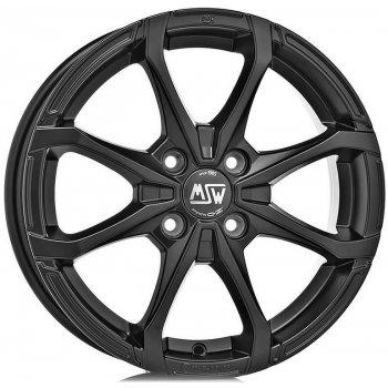 Janta aliaj MSW MSW X4 7x16 4x108 et37 MATT BLACK