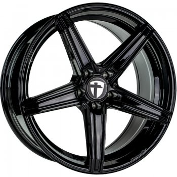 Janta aliaj Tomason TN20 NEW 8x18 5x100 et35 black painted