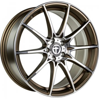 Janta aliaj Tomason TN25 Super Light 8.5x19 5x108 et45 Mattbronze polished