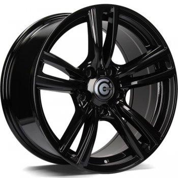Janta aliaj Carbonado Dual 8x17 5x120 et30 BG - Black Glossy