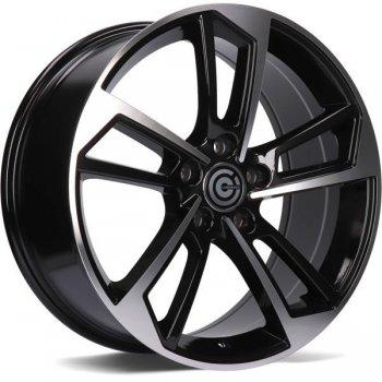 Janta aliaj Carbonado 5295 8x18 5x112 et45 BFP - Black Front Polished