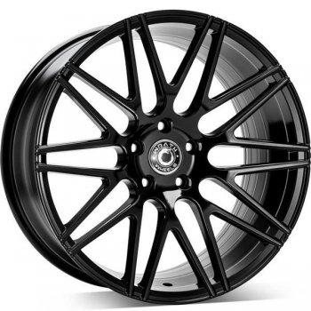 Janta aliaj Wrath Wheels WF-3 10x20 5x120 et40 BLK - Black Glossy
