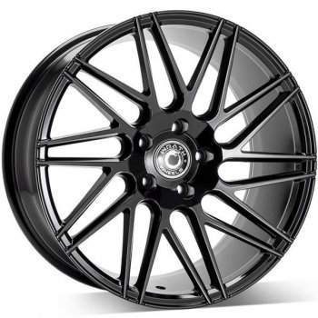 Janta aliaj Wrath Wheels WF-4 8x18 5x112 et40 BLK - Black Glossy