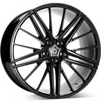 Janta aliaj Wrath Wheels WF-5 10x20 5x120 et38 BLK - Black Glossy