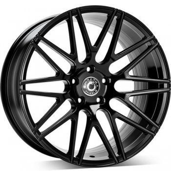 Janta aliaj Wrath Wheels WF-3 9.5x19 5x112 et42 BLK - Black Glossy