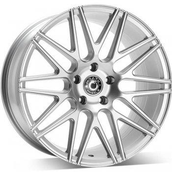 Janta aliaj Wrath Wheels WF-3 9.5x19 5x112 et42 BS - brilliant silver