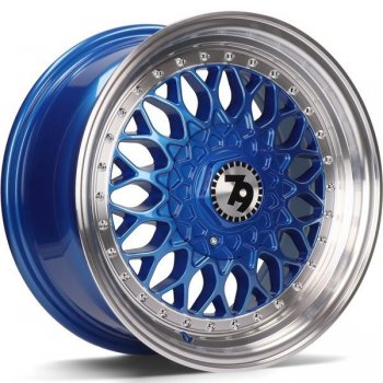 Janta aliaj Seventy9 SV-E 7.5x17 5x112 et35 Blue LP - Blue LP - Blue Lip Polish