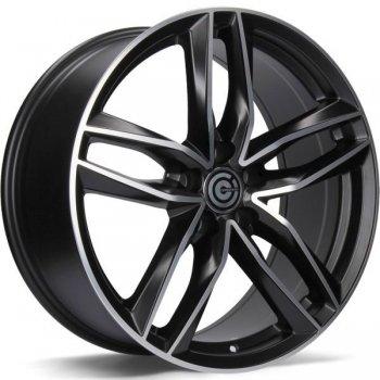 Janta aliaj Carbonado Style 9x20 5x112 et35 MBFP - Matt Black Front Polished
