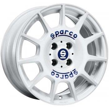 Janta aliaj SPARCO SPARCO TERRA 7x16 5x114.3 et45 white blue lettering