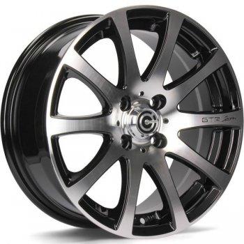 Janta aliaj Carbonado GTR Sports 4 6.5x15 5x98 et35 BFP - Black Front Polished