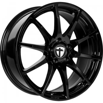 Janta aliaj Tomason TN1 6.5x16 4x108 et20 black painted