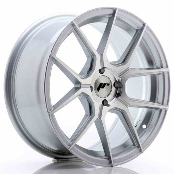 Janta aliaj JAPAN RACING JR30 8x17 4x100 et40 Silver