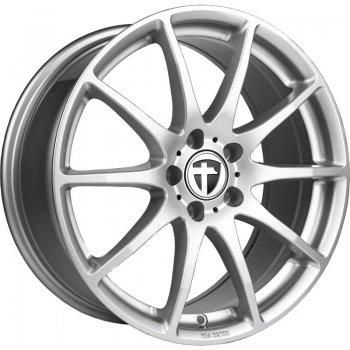 Janta aliaj Tomason TN1 7x17 5x114.3 et45 Bright Silver