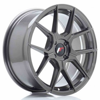 Janta aliaj JAPAN RACING JR30 8x17 4x100 et40 Hyper Gray