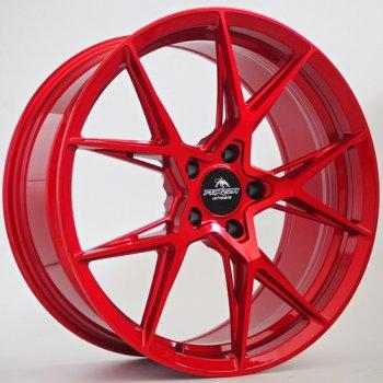 Janta aliaj Forzza OREGON 8.5x19 5x114.3 et42 Candy Red