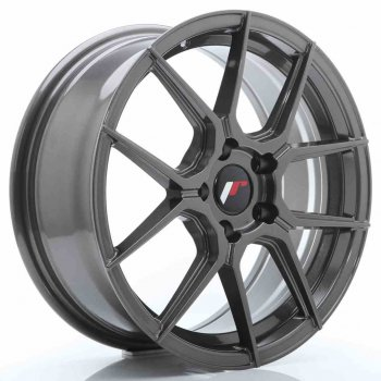 Janta aliaj JAPAN RACING JR30 7x17 5x120 et35 Hyper Gray