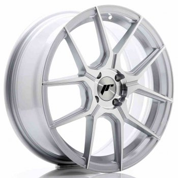 Janta aliaj JAPAN RACING JR30 7x17 4x100 et40 Silver