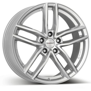 Janta aliaj DEZENT TR silver 6.5x16 5x112 et48
