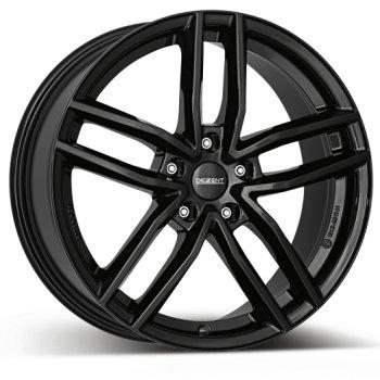 Janta aliaj DEZENT TR black 6.5x16 5x108 et48