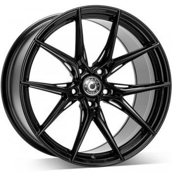 Janta aliaj Wrath Wheels WFX 9x20 5x112 et40 BLK - Black Glossy