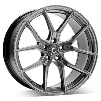 Janta aliaj Wrath Wheels WF-7 9.5x19 5x112 et42 HB - HYPER BLACK